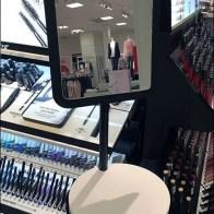 Sephora Circular Makeup Station Store Amenity