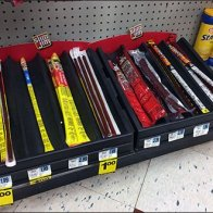 Slim Jim and Beef Jerky Table-Top Trays