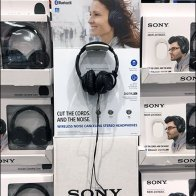 Sony Headphone Try-Me 2