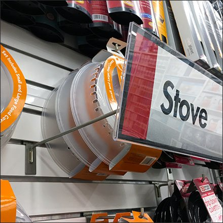 Stove Top Accessories Category Definition