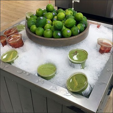 How To Ice Super Bowl Dips and Salsas