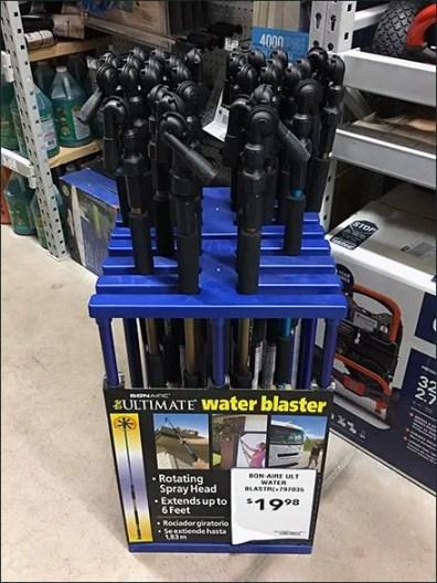 Ultimate Floor Rack for Ultimate Waterblaster