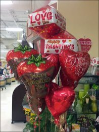 Valentines Day Balloon Sales 2