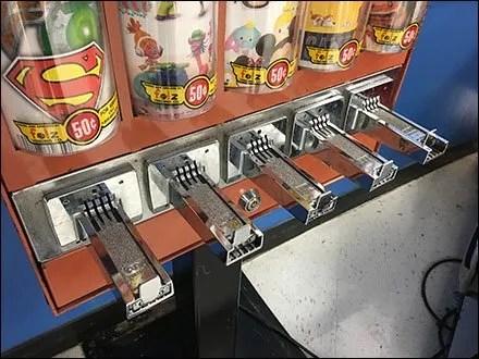 Tattoo Gumball Machine Branded Walmart