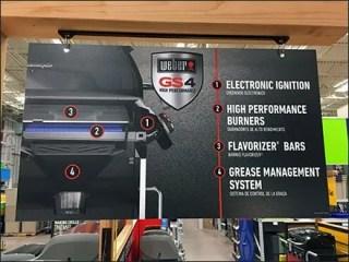 Weber Grills Genesis II Display 2