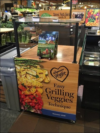 Easy Grilling Veggies Instructions To-Go