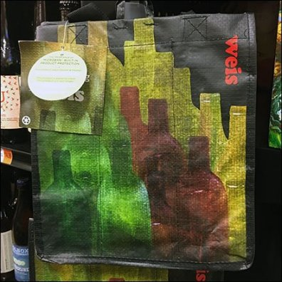 Wine To Go Carry Bag Strip Merchandiser Feature