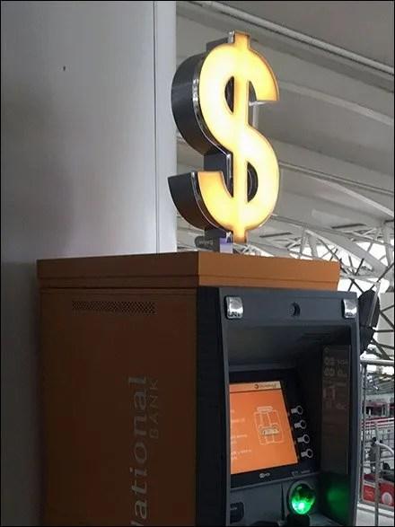 JFK International Airport Retail Fixtures