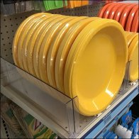 Acrylic Shelf Management Dividers & Pushers Feature