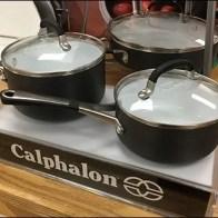 Calphalon Table Top Pot and Pan Display 3