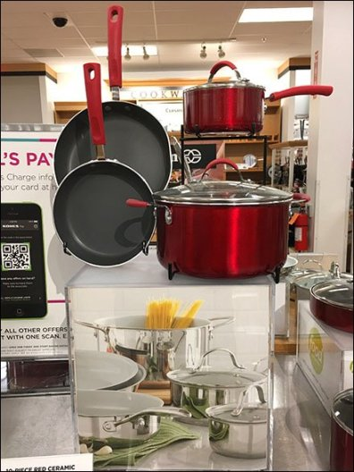 Cookware Pedestal Open Wire Rack 3