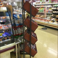 Dietz and Watson Meats Display Tower