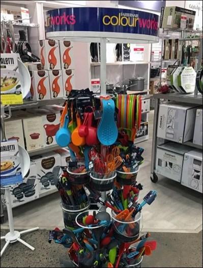 Farberware ColourWorks Cookware Utensil Tower