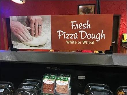 Fresh Pizza Dough Ready-To-Go