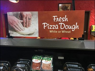 Fresh Pizza Dough Now Ready-To-Go