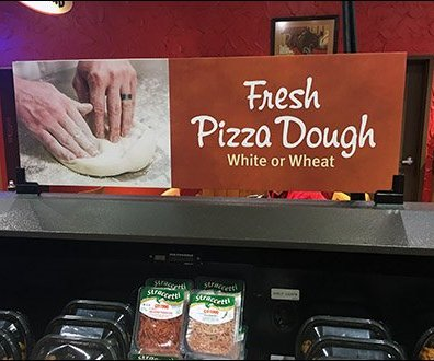 Fresh Pizza Dough Now Ready-To-Go