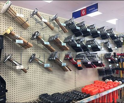 Hardware Category Management By The Aisle