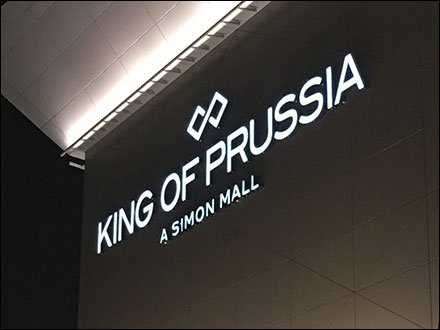 Simon Property Group Outfitting - How to Brand A Holding Company Simon via King of Prussia Mall