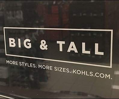 18 Big and Tall Levi's Size Combinations