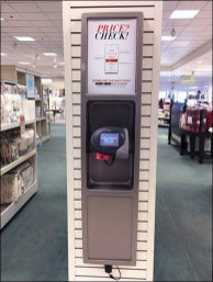 Macys Price Check Station 3