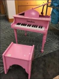 Neiman Marcus Baby Grand Piano for Girls