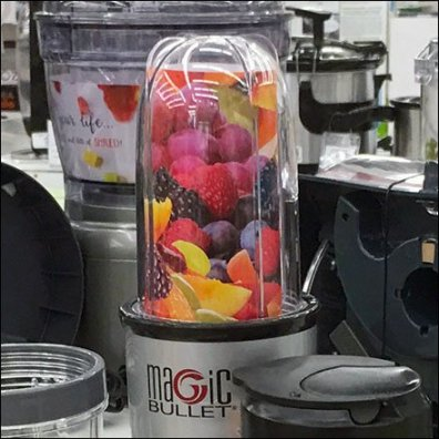 Promotional NutriBullet Blender Color Inserts