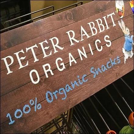 Peter Rabbit Pouch Hook Organics Rack Feature1