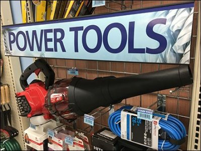 Power Tools Leaf Blower Grid Hook 2
