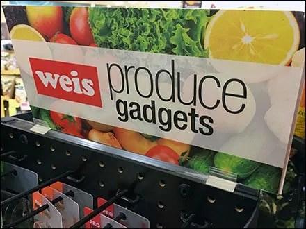 Produce Gadget Category Mangement