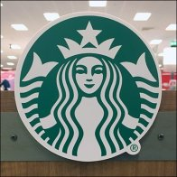 Starbucks Logo Square