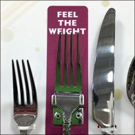 Silverware Try-Me For Tomodache By Hampton Forge