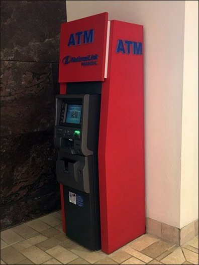 Tysons Mall NationalLink ATM 1