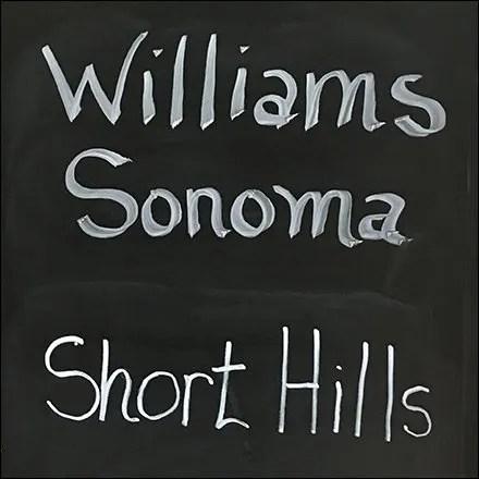 Williams Sonoma Retail Fixtures
