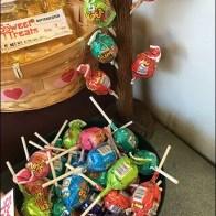 Wood Lollipop Tree For Super Blow Pop