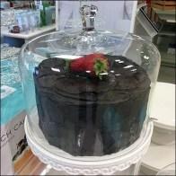 Cake Props For Glassware Cake Domes
