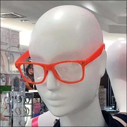 Fashion Eyewear in Fluorescent Colors