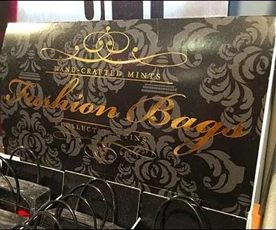 Femme Fatale Fashion Bag Boxed Mints