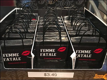 Femme Fatale Fashion Bags Boxed Mints