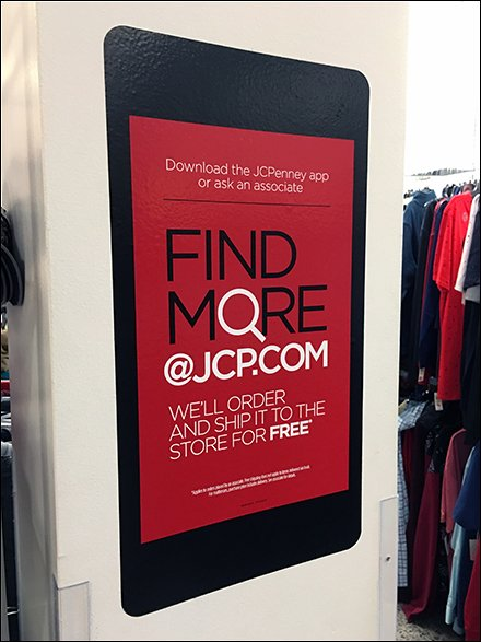 Online Orders Ship For Free at JCPenney