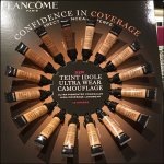 Circular Try-Me For Lancome Concealer