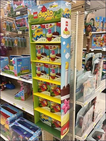 Lego Duplo Sidekick Display Bunny 3
