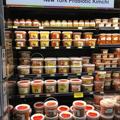 Probiotic Kimchi Category Management Cooler