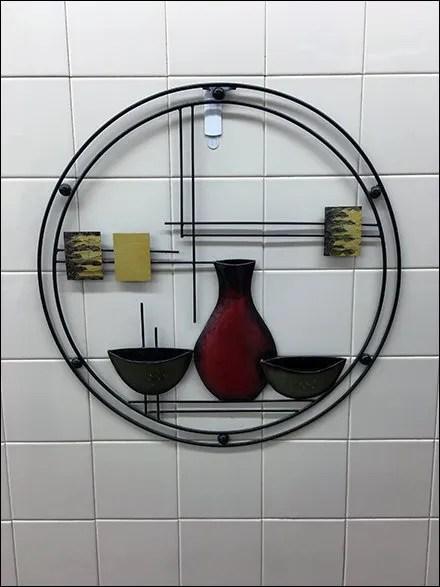 designer restroom wall art well hung - Wall Art Designer