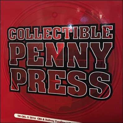 Collectable Penny only 51¢ A Press