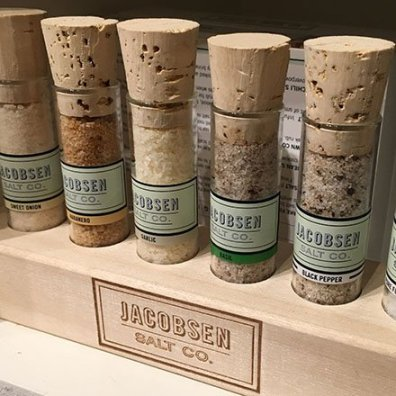 Jacobsen Branded Salt Selection