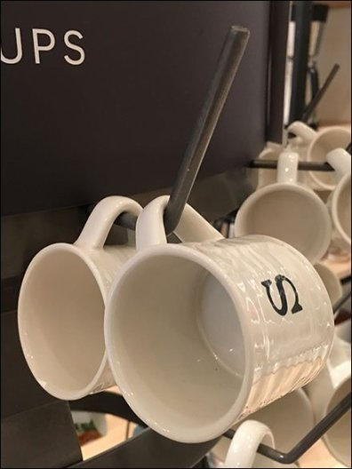 Williams Sonoma Mug and Expresso Cup Rack 3