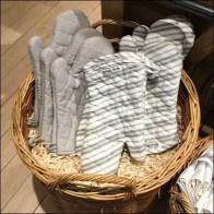 Oven Mitt Wicker Basket Cross Sell