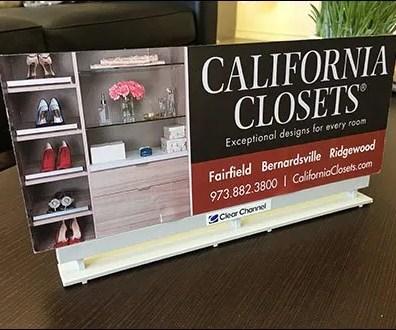 Retail Showroom Billboard Advertising