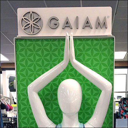 Yoga Merchandising and Outfitting