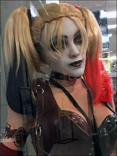 SciFi Fantasy Mannequins Now On Sale